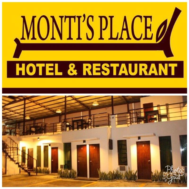 Monti's Place Dine & Bed, Lipa City