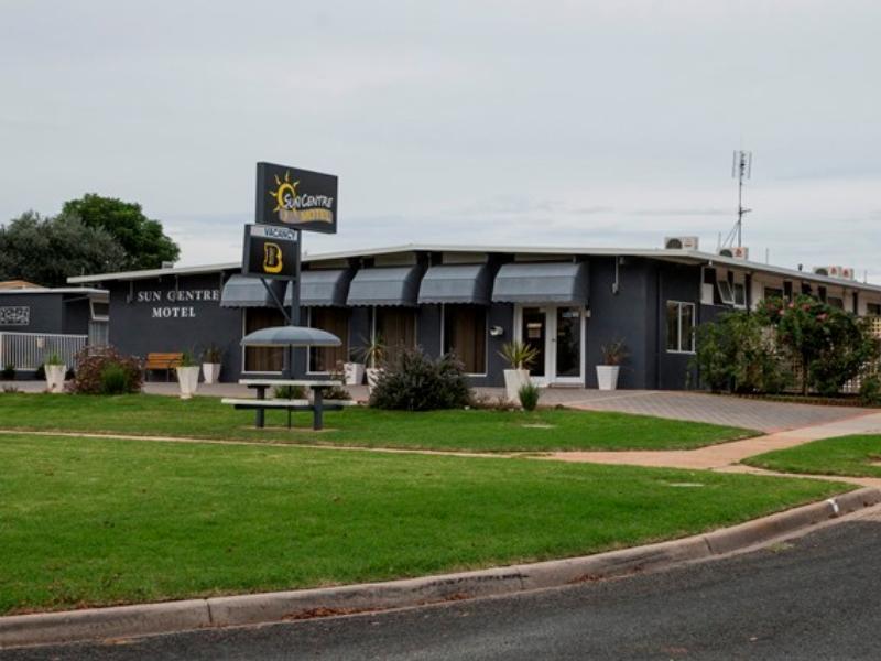 Sun Centre Motel, Swan Hill - Central
