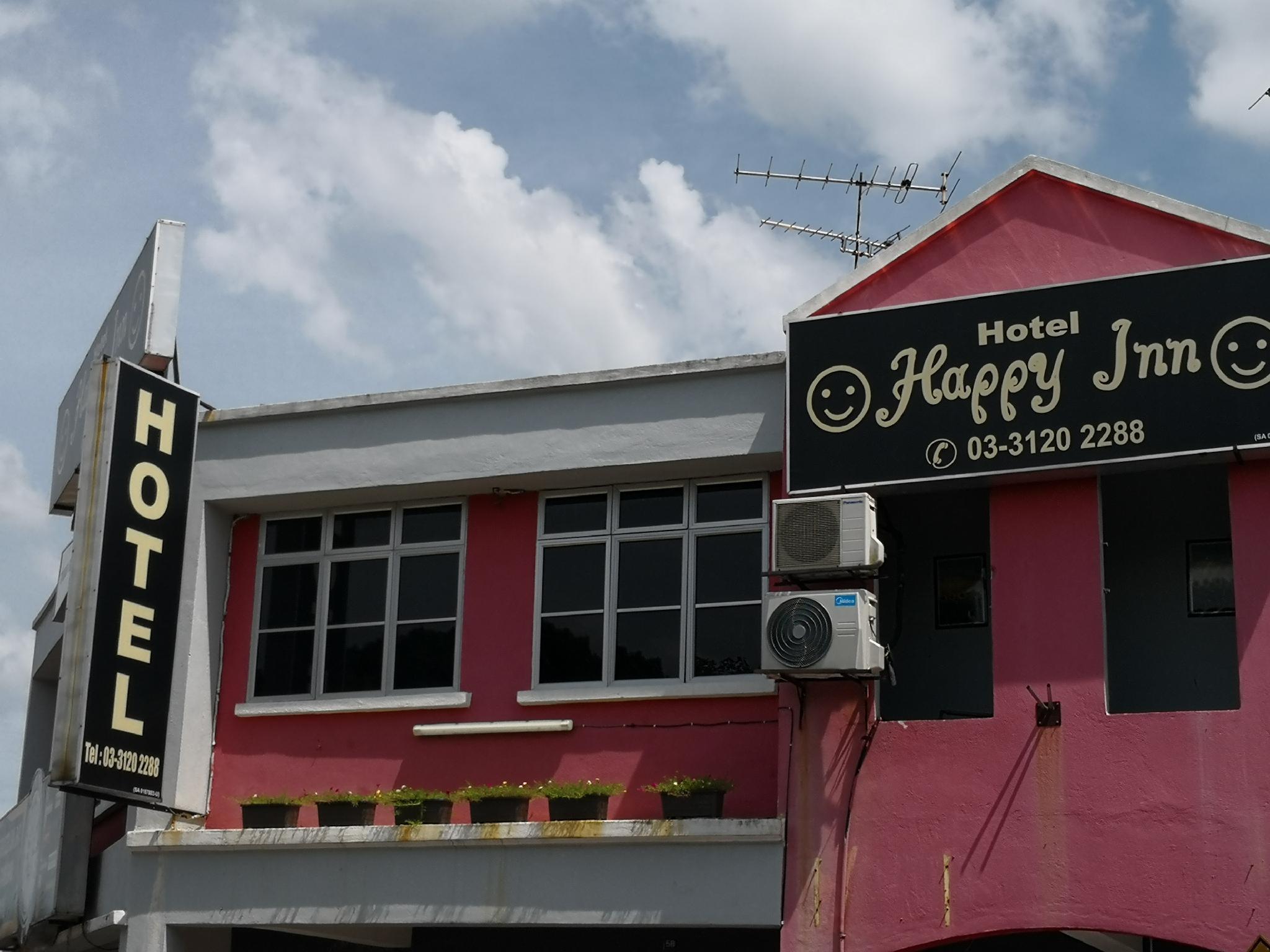 Hotel Happy Inn, Kuala Langat