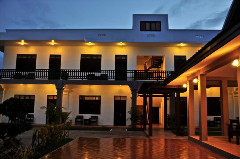 瑯勃拉邦飯店
