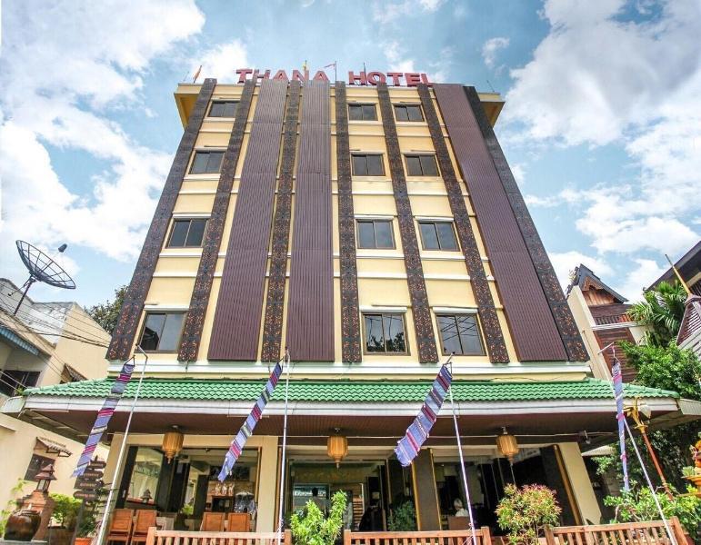 泰那飯店及民宿