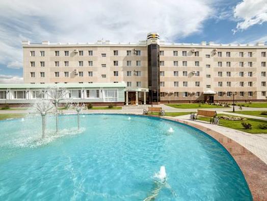 Park-hotel Noviy Vek, Engel's