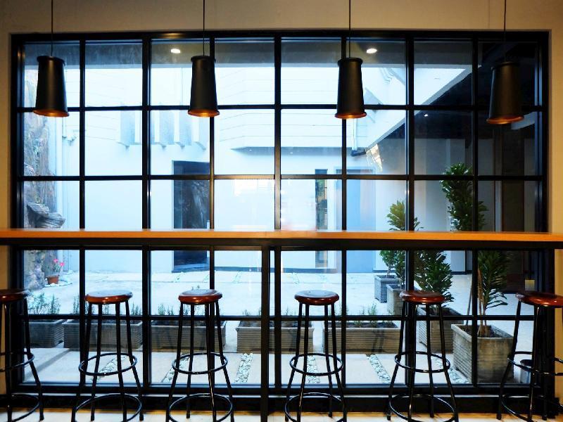 泗水市中心利文青年旅館