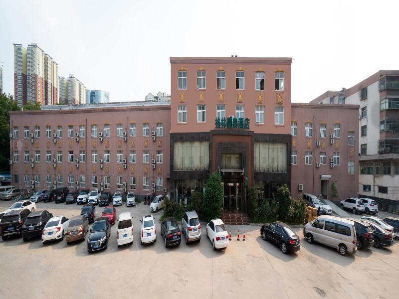 格林豪泰鄭州城南路伯爵商務酒店