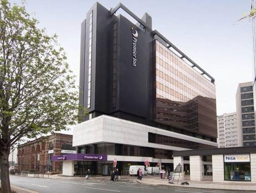 Premier Inn Leeds City Centre - Leeds Arena, West Yorkshire