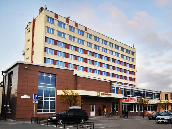 Laplandia Business Hotel, Monchegorsk gorsovet
