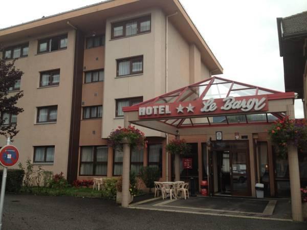 Hotel Le Bargy - Cluses, Haute-Savoie