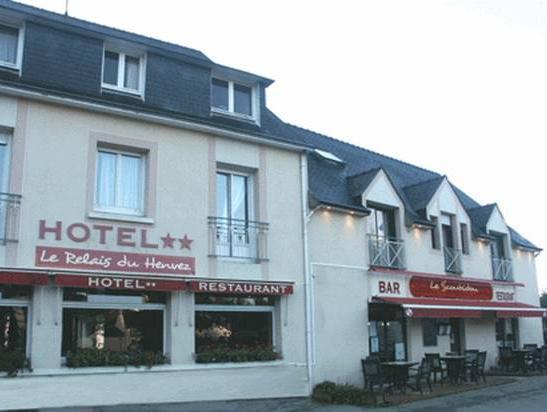 Hotel Le Relais du Henvez