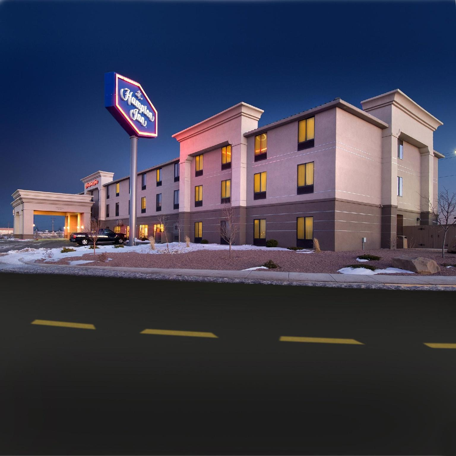 Hampton Inn Gallup-West, NM, McKinley