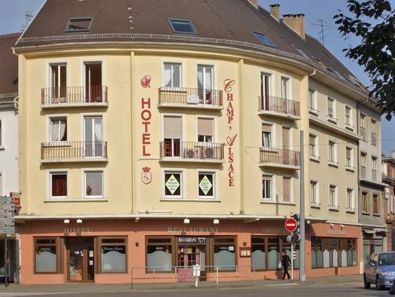 Hôtel *** Restaurant Champ'Alsace Centre