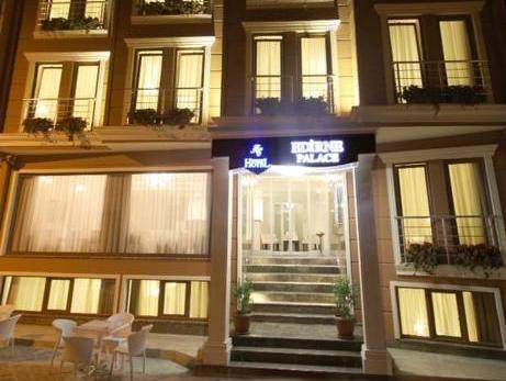 Hotel Edirne Palace, Merkez