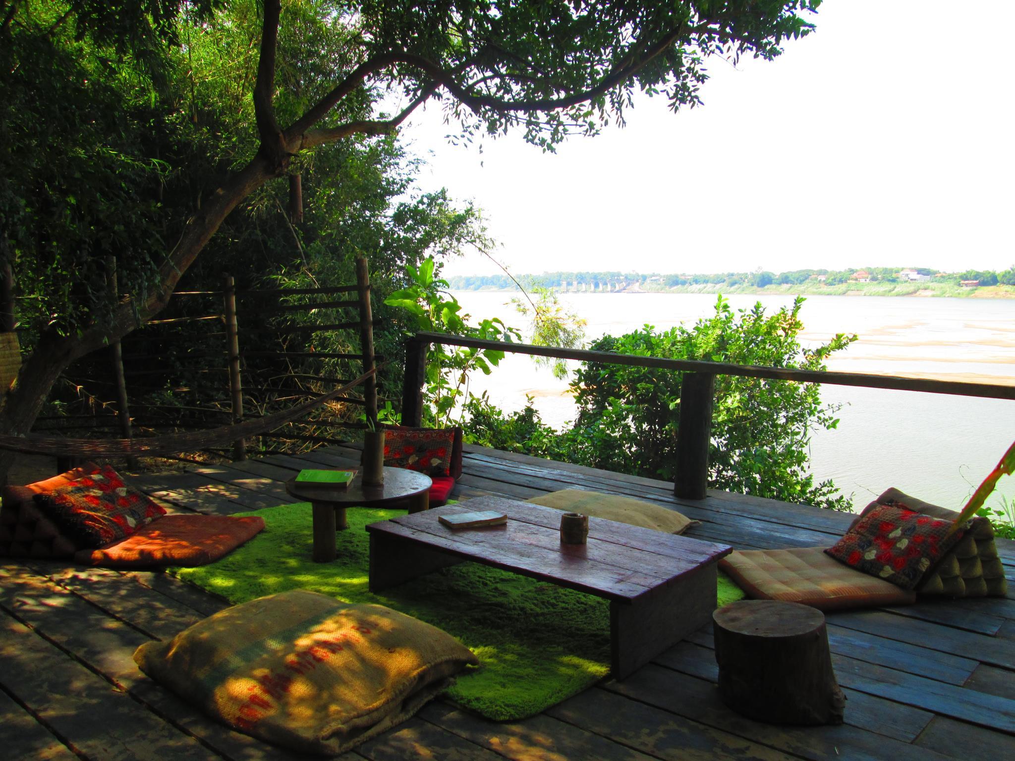 Mekong Bamboo Hut, Kampong Siem