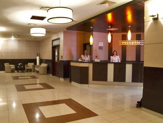 Hotel Parc, Slatina