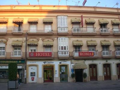 Hoteles Roma San Fernando