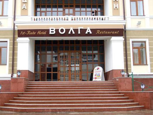 Hotel Volga, Saratovskiy rayon