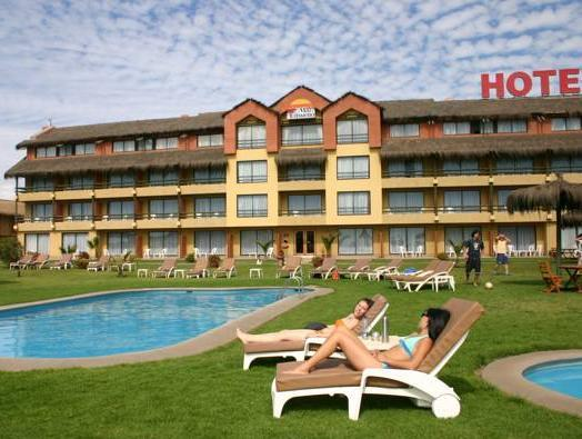 Hotel y Cabanas Mar De Ensueno, Elqui