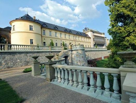 Hotel Chateau Zbiroh, Rokycany
