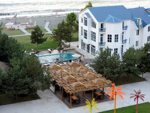 Hotel Dreamland Oasis, Kobuleti