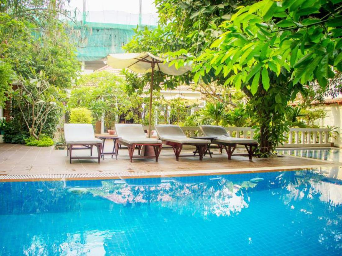 Book skyline boutique hotel phnom penh cambodia for Best boutique hotels phnom penh