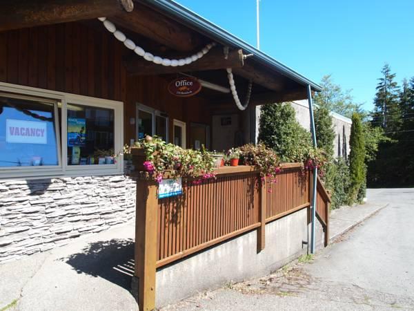 West Coast Motel on the Harbour, Alberni-Clayoquot