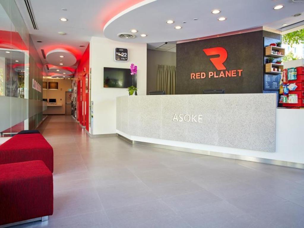 レッド プラネット ホテル アソーク バンコク12
