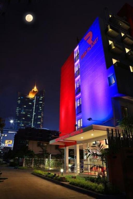 レッド プラネット ホテル アソーク バンコク1