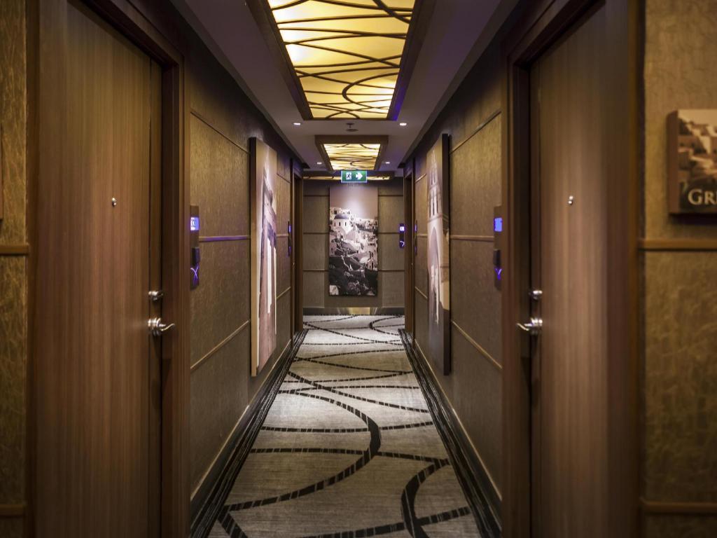 ザ コンチネント ホテル バンコク5