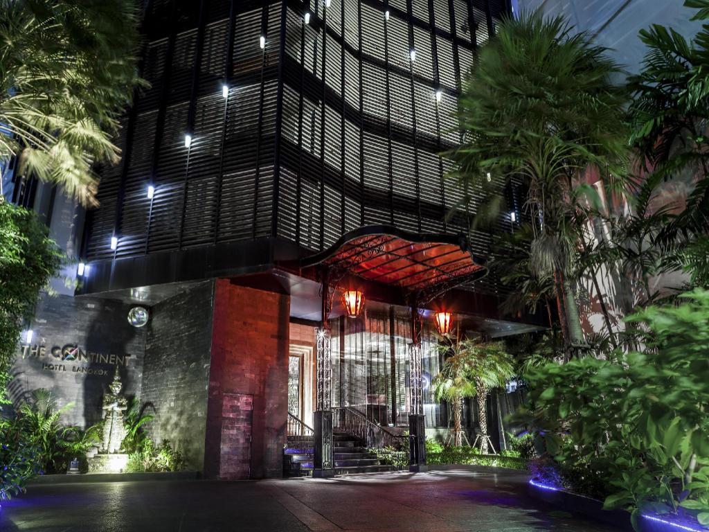 ザ コンチネント ホテル バンコク12