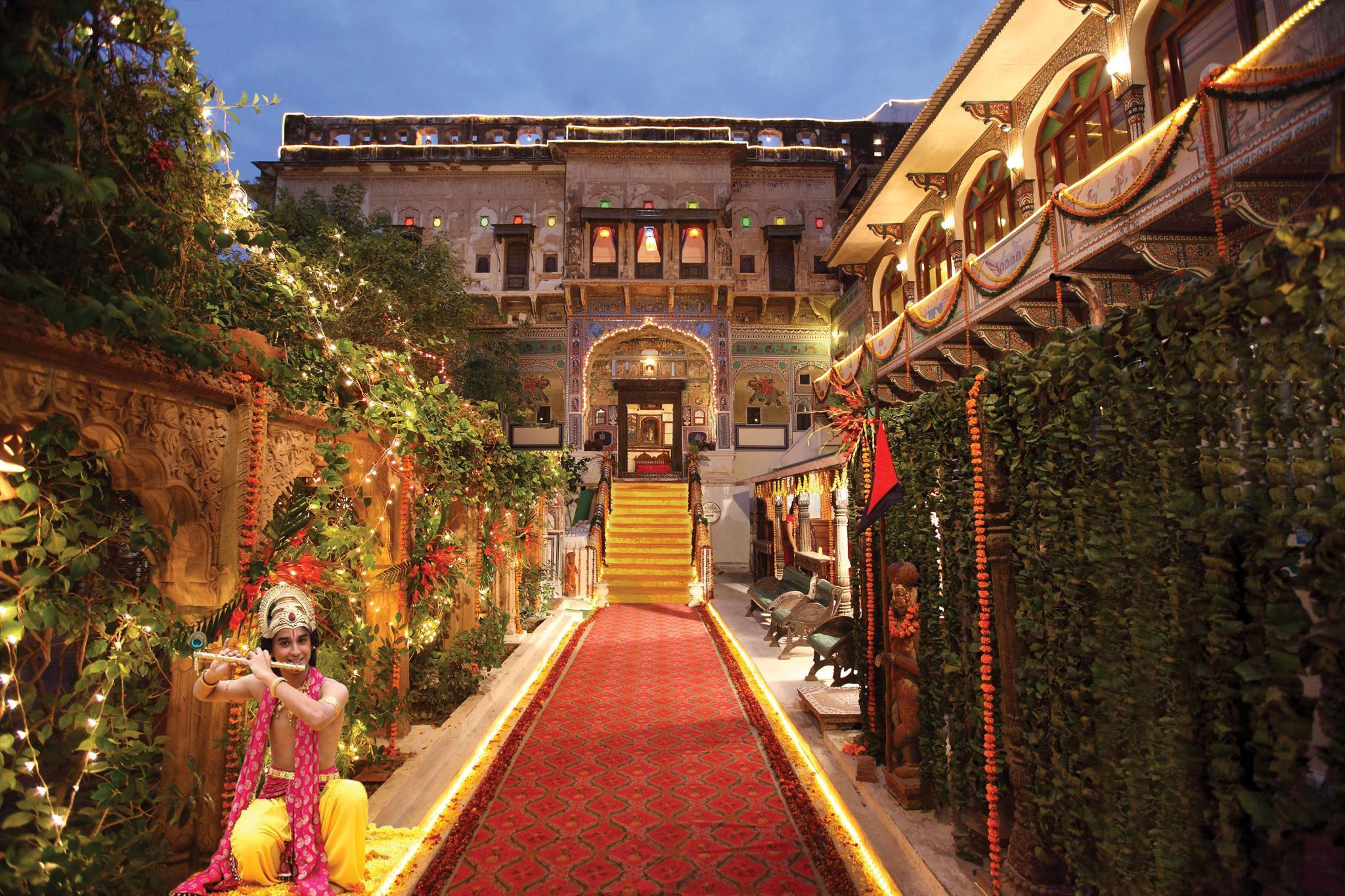 Hotel Mandawa Haveli, Jhunjhunun