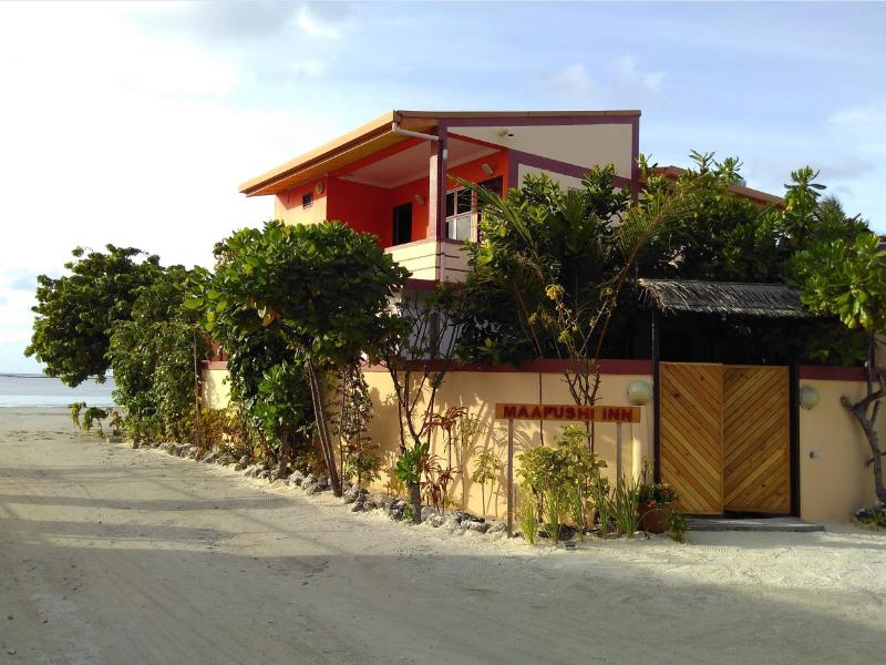 居民島旅館