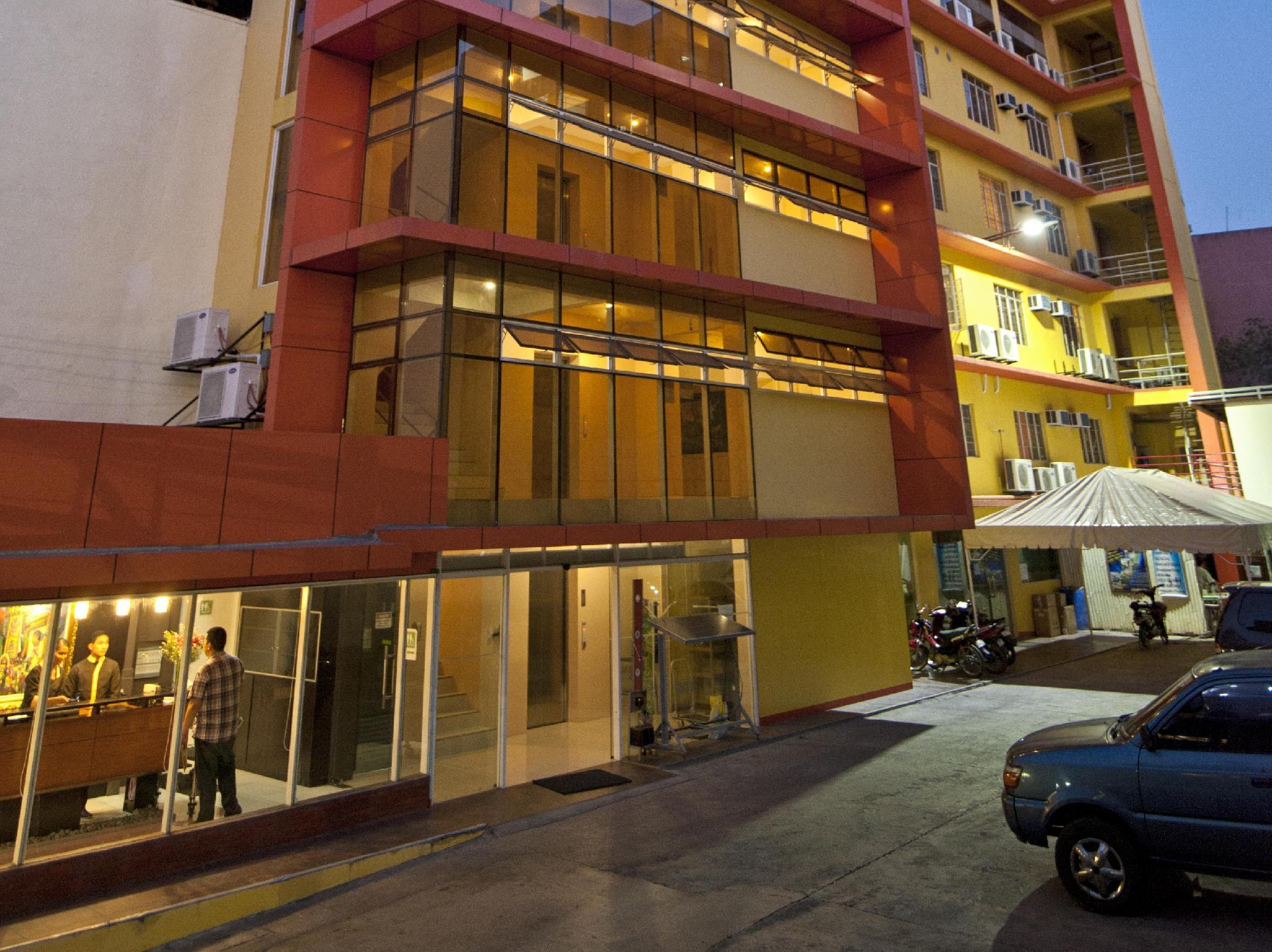 M Citi Suites - Exterior view