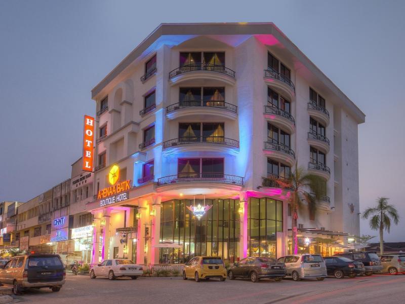 艾蓮娜巴迪精品飯店