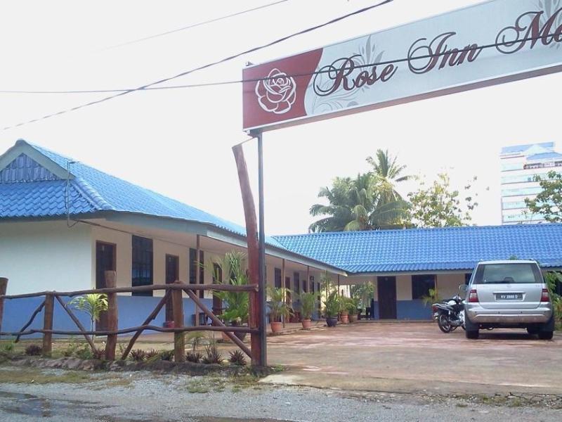 玫瑰客棧汽車旅館