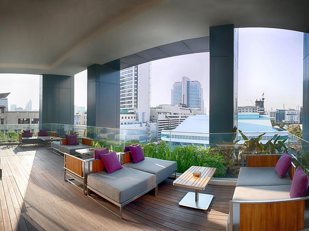 メルキュール バンコク サイアム ホテル10