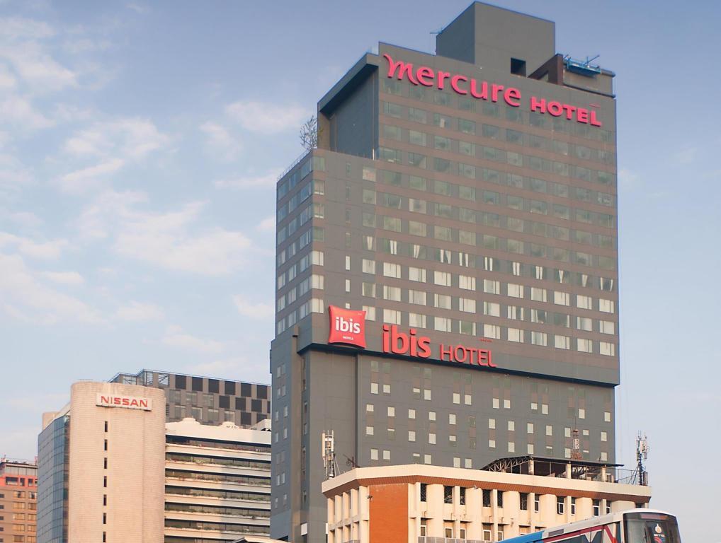 メルキュール バンコク サイアム ホテル12