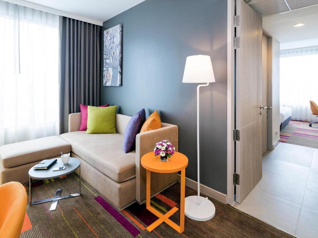 メルキュール バンコク サイアム ホテル1