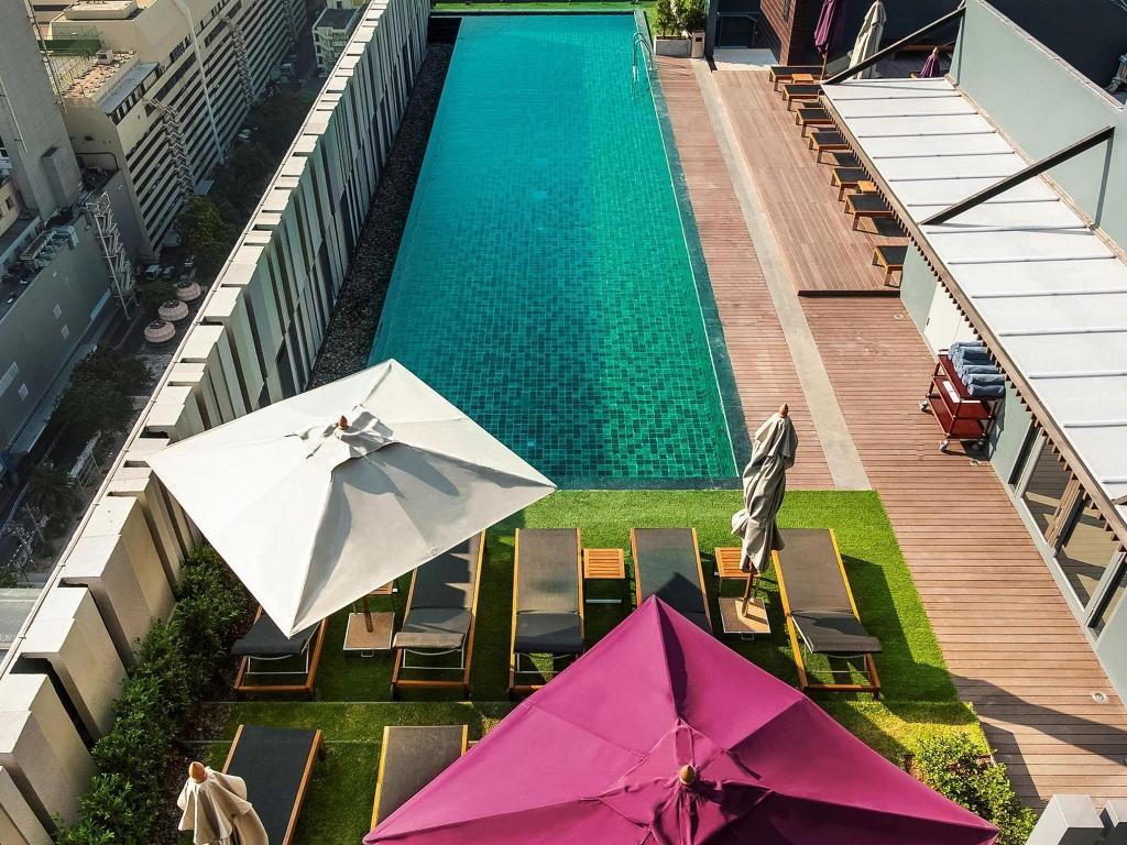 メルキュール バンコク サイアム ホテル15