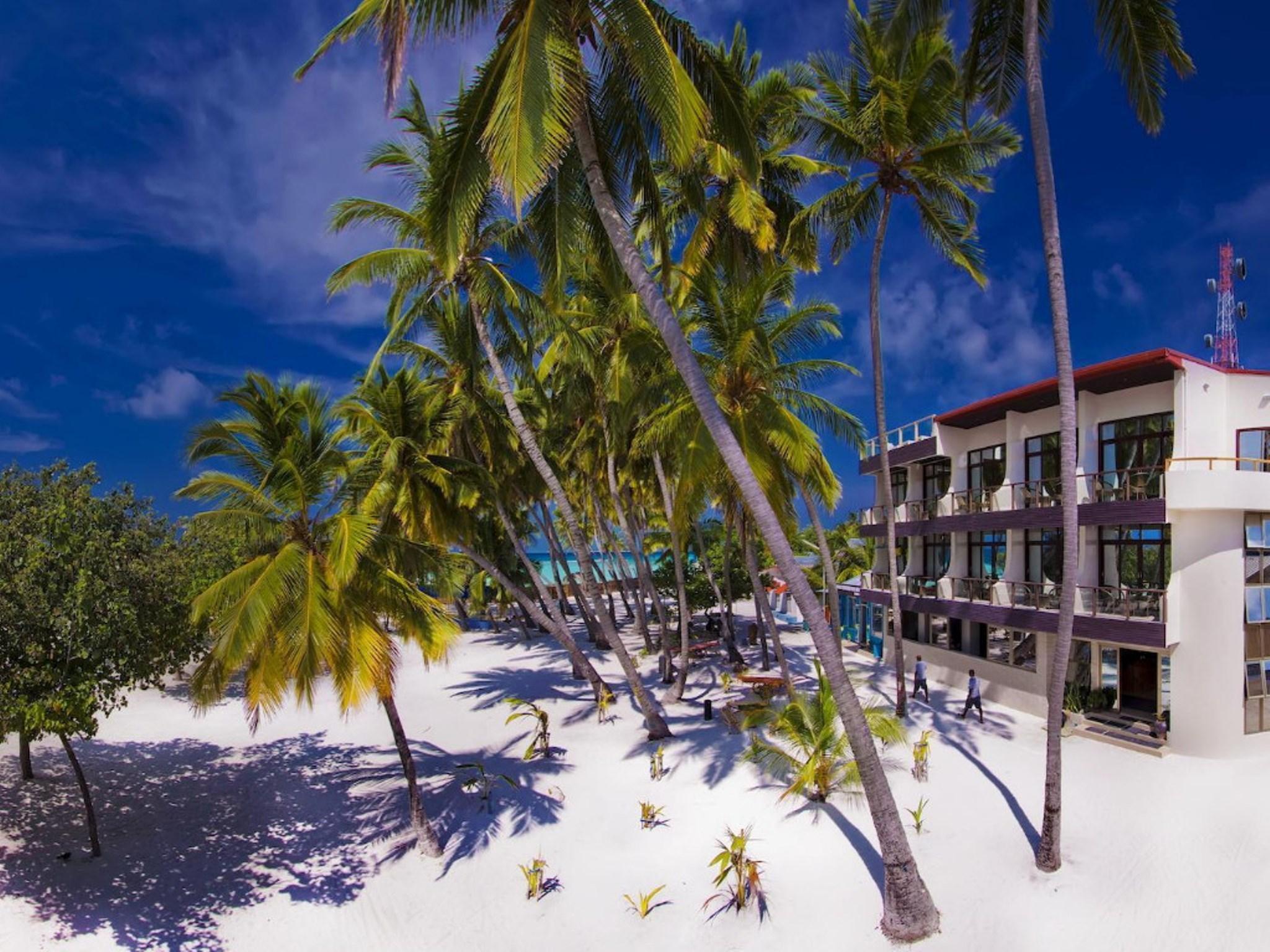 Kaani Beach Hotel at Maafushi, Kepulauan Maafushi