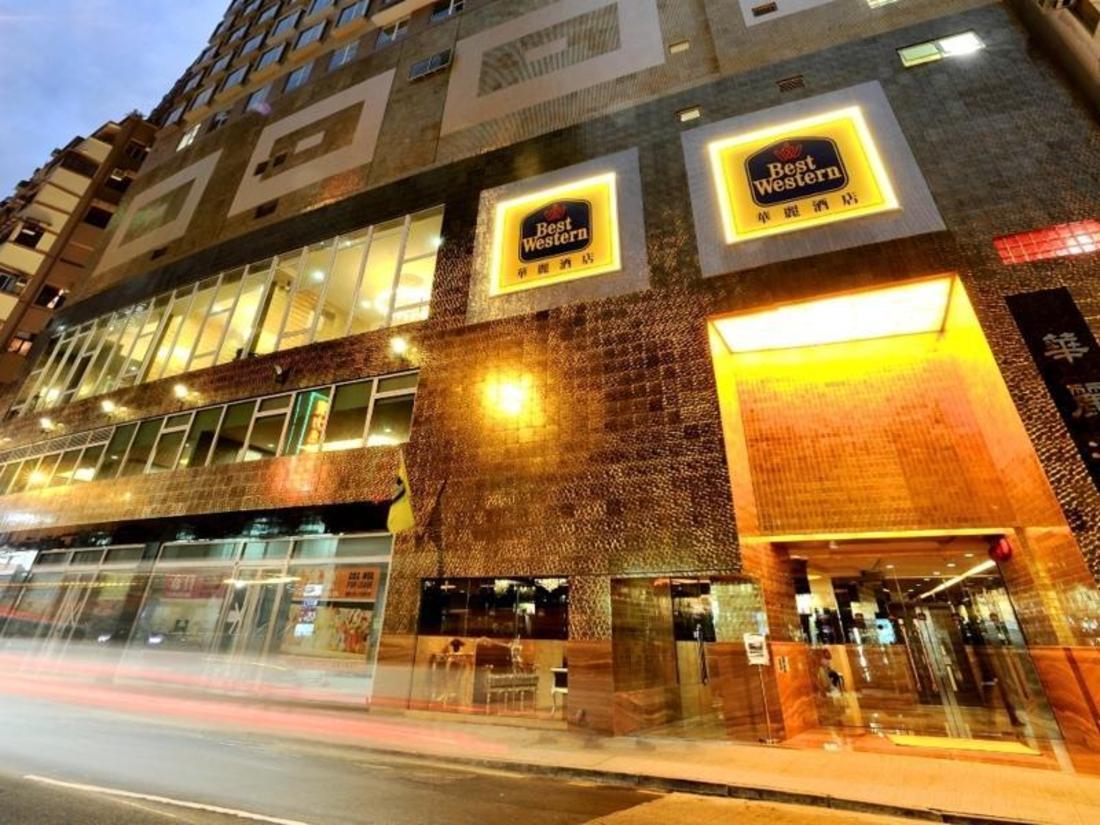 The Best Western Grand Hotel Hong Kong