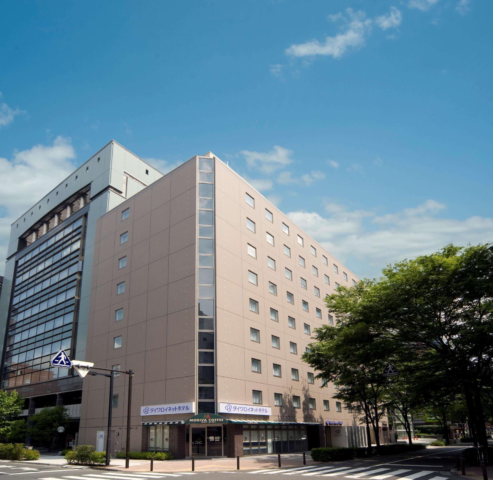 Daiwa Roynet Hotel Shin-Yokohama, Yokohama
