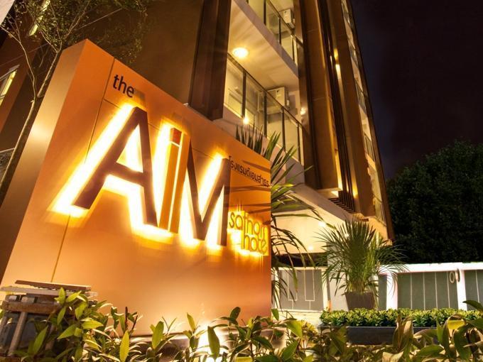 The Aim Sathorn Hotel, Yannawa