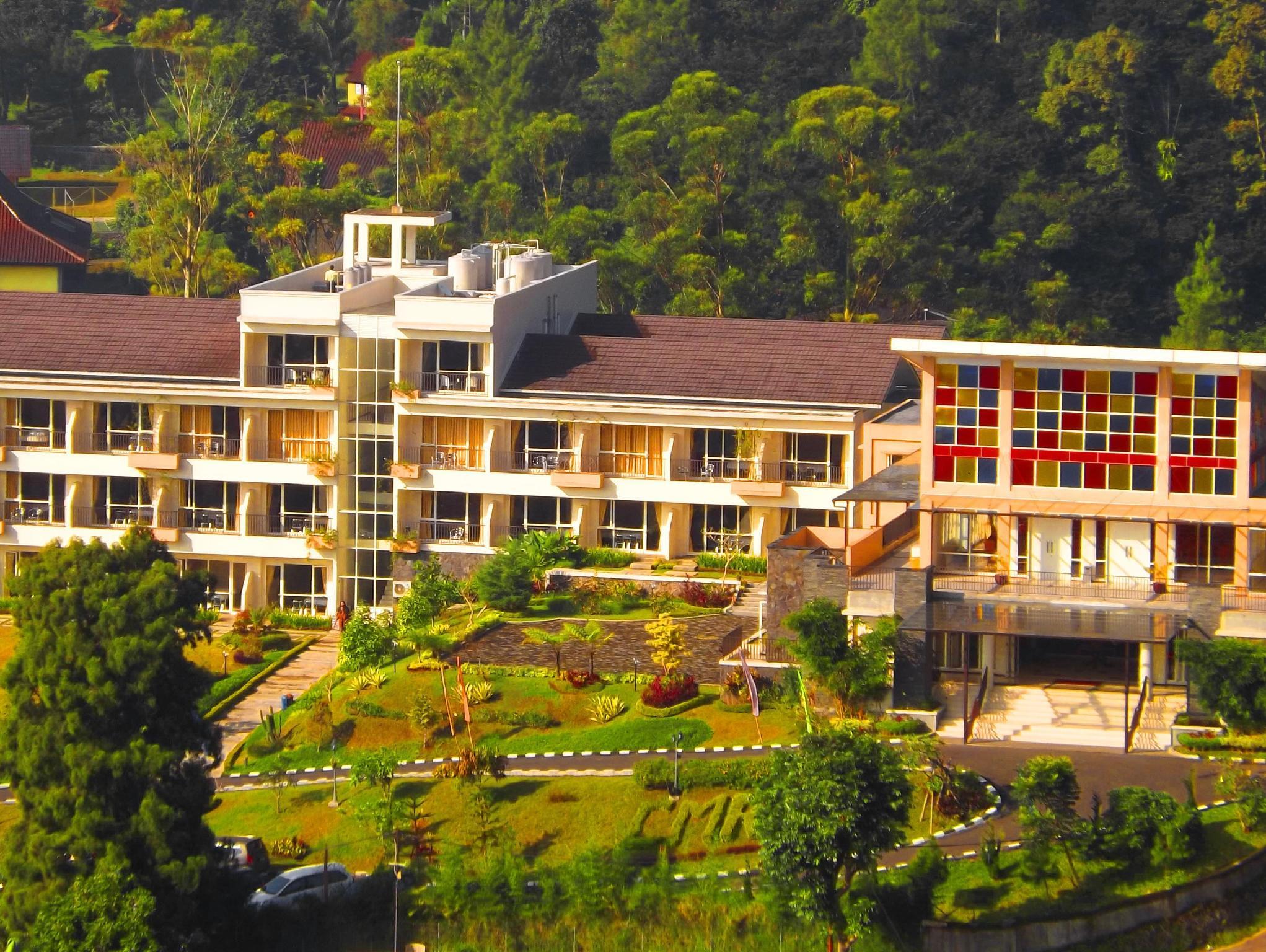 Casa Monte Rosa, Cianjur