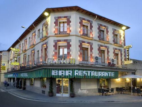 Hotel en Huesca, Hotel Lleida