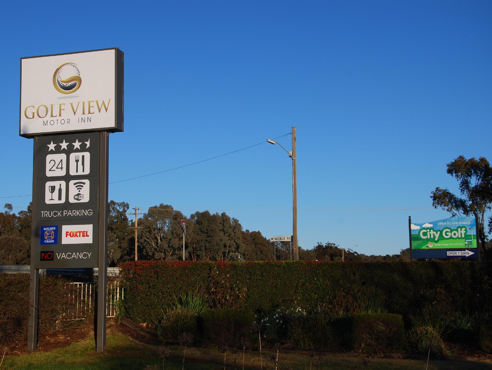 Golfview Motor Inn, Wagga Wagga - Pt A