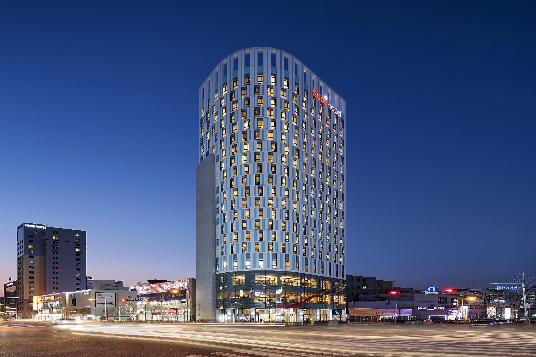 Staz Hotel Ulsan, Jung