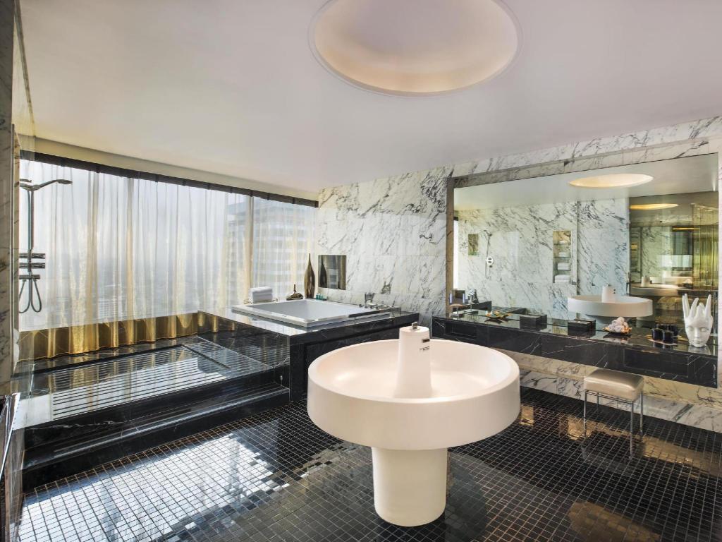 W バンコク ホテル8
