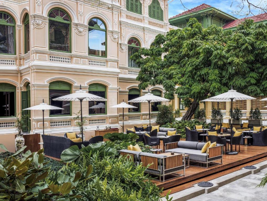 W バンコク ホテル11
