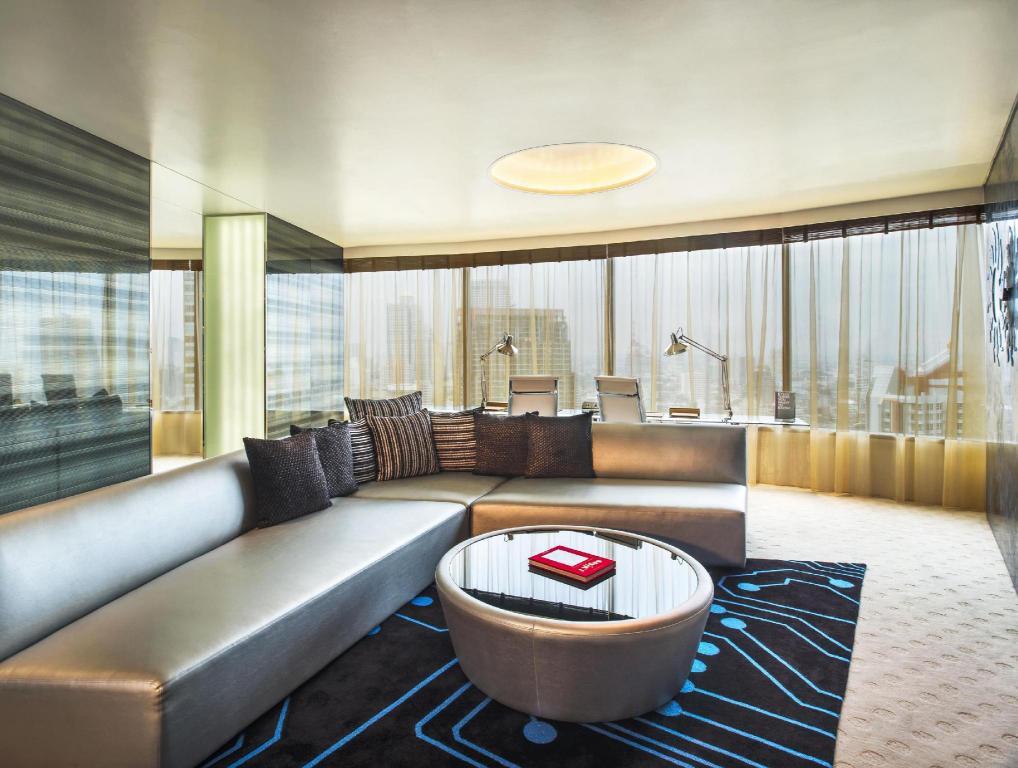 W バンコク ホテル19
