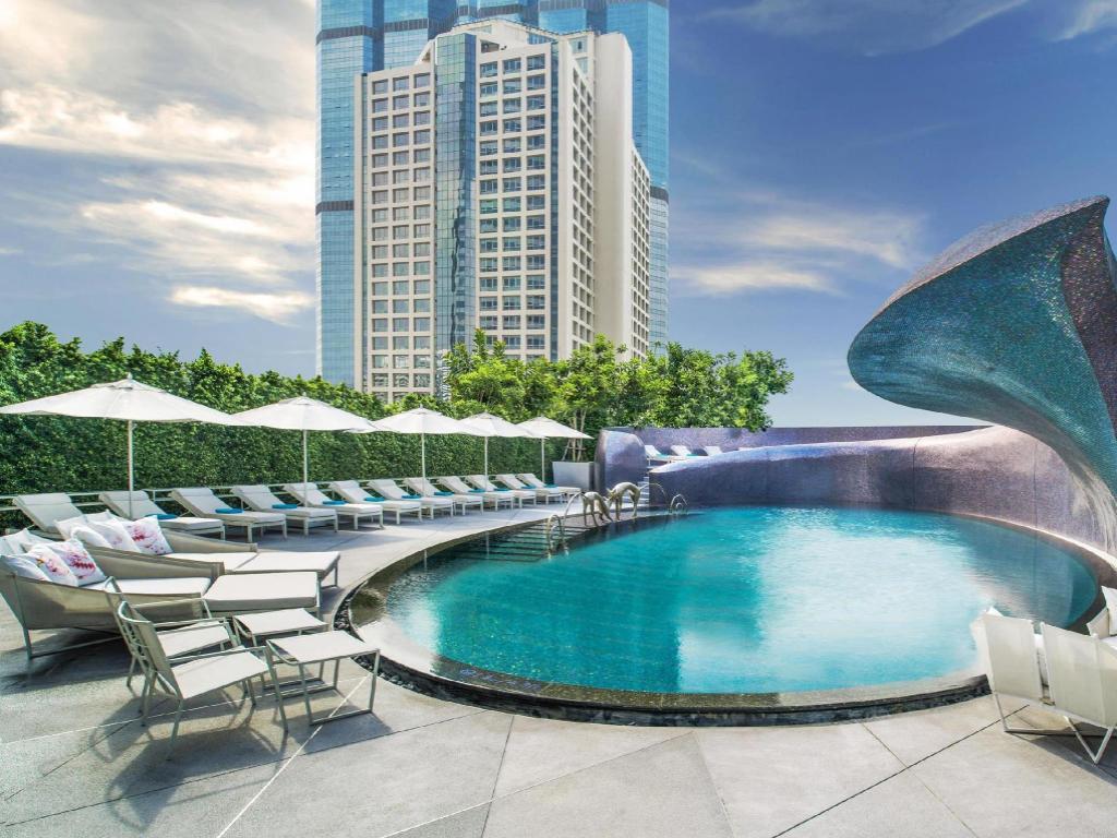 W バンコク ホテル5