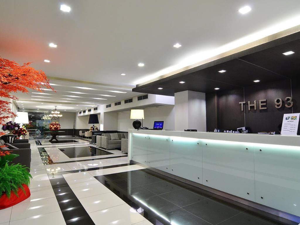 ザ 93 ホテル1